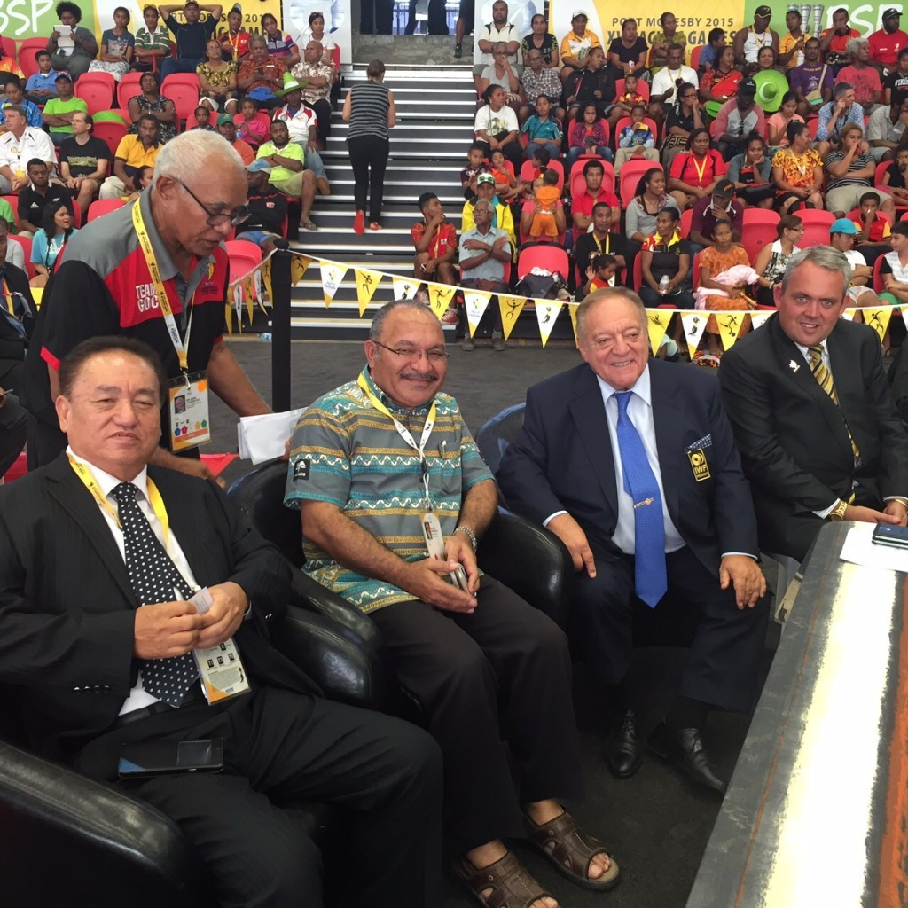 Weightlifting cannot afford to take Olympic core sport status for granted, warns IWF President Aján